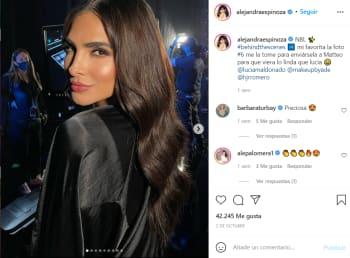 ¿Qué le pasó a Alejandra Espinoza?