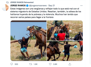 Jorge Ramos inmigrantes Joe Biden