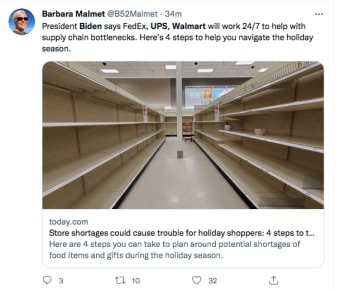 Suministro Walmart, UPS, FedEx