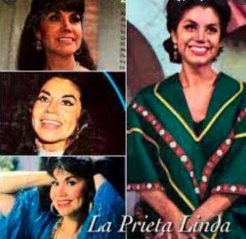 Queta Jiménez, La Prieta Linda