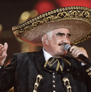 Are you brain dead? Source affirms that Vicente Fernández is very delicate