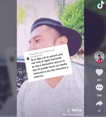 Hispano insulta mexicanos por comer nopales