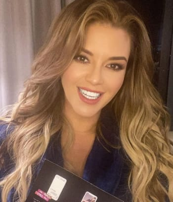 """""""He was a very beautiful person""""; Alicia Machado confesses that her daughter suffered a very close death"""