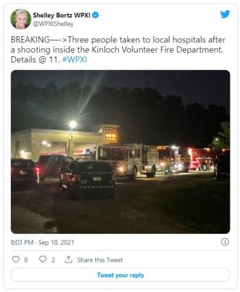 Estalla tiroteo durante baby shower en Pensilvania tras pelea por los regalos