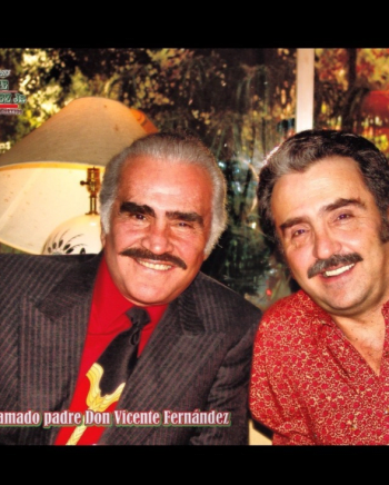 """""""He only has two weeks to live""""; Are you brain dead? Son of Vicente Fernández tells the truth"""