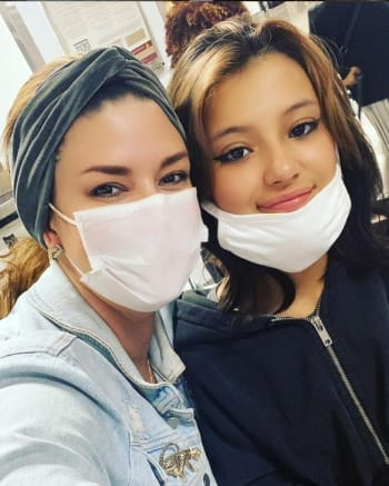 """""""My daughter is very mature and strong""""; Alicia Machado confesses that her daughter suffered a very close death"""