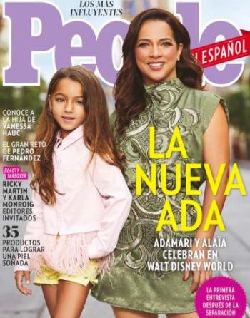 People en español revista Adamari López cuerpo