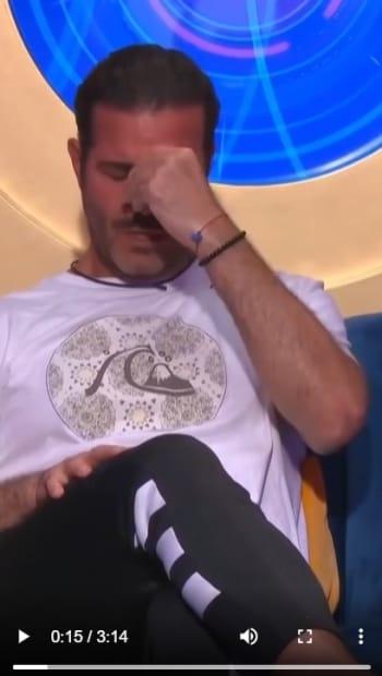 """""""Todo tiene un límite""""; Pablo Montero rompe en llanto tras su discusión con Celia Lora"""