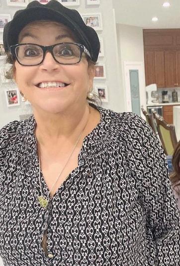 La Señora Rosa Rivera narró lo que le pasó (IG)