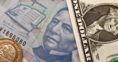 ¿A cuánto está el cambio del dólar al peso el 12 de noviembre y por qué?