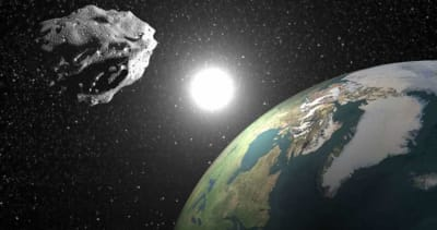 Asteroide 2021 KT1