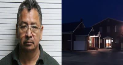 Crónica arrestan pastor latino