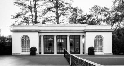 Melania Trump cancha tenis, Cancha de tenis en la Casa Blanca