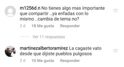 Esposa del cantante mexicano que ofendió a inmigrantes impresiona con su belleza Erik Roberto El Charro y La Mayrita