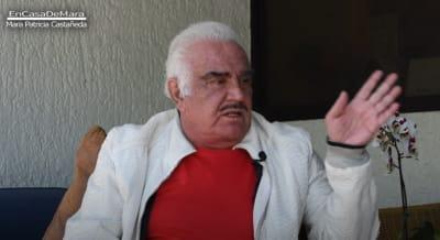 Vicente Fernández da la cara después de acosar a varias jóvenes
