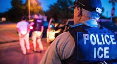 deportados llegan sin dinero, ICE investiga accidente en California