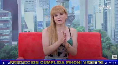 Mhoni Vidente Rix cárcel Nath Campos
