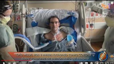 Andrea Legarreta Galilea Montijo rompen llanto 3 Toño Mauri