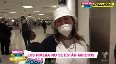 """""""Yo la respeto mucho"""" dice Chiquis Rivera ante las declaraciones de su ex tía Mayeli Alonso"""