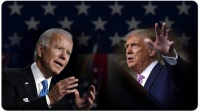 Joe Biden ventaja Trump 2