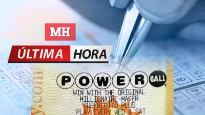 Powerball: Boleto vendido en Wisconsin gana $768 millones