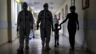 41 niños afectados MIS-C: Rara enfermedad asociada con el COVID-19