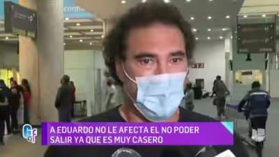 Eduardo Yáñez depresión