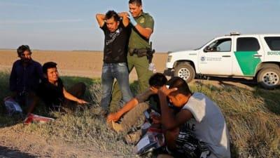 Inmigrantes mexicanos detenidos 1