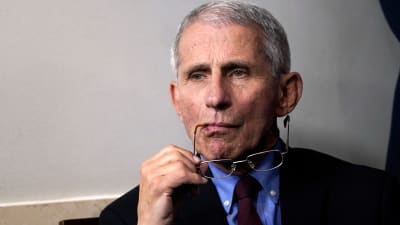 Fauci talks about more reinforcements after giving prediction about coronavirus in children