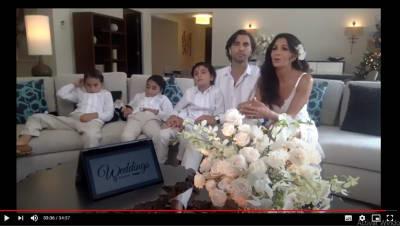 Paty Manterola votos matrimoniales 1