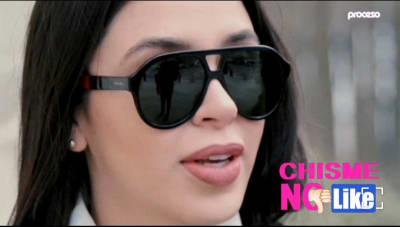 Se filtra entrevista inédita de Emma Coronel, esposa del Chapo