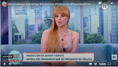 Mhoni Vidente predice sismo 2
