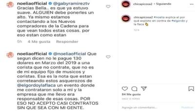 Revelan que El Gordo y la Flaca podría salir del aire Raúl de Molina Lili Estefan