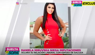 Esposo Galilea Montijo, Fernando Reina, Daniela Miruvska (YouTube)