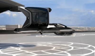 Cadillac VTOL de General Motors