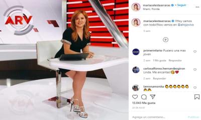 María Celeste despido