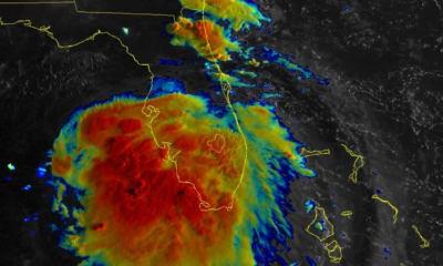 tormenta tropical Sally