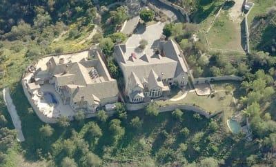 Impresionantes casas de celebridades latinas