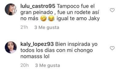 Jackie Bracamontes estilo JLo