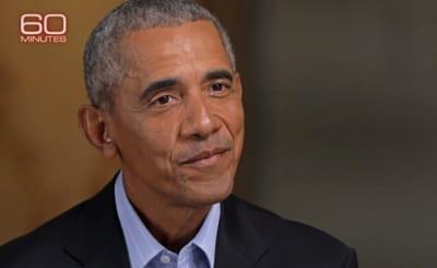 Obama aconseja a Trump poner al país en primer lugar en '60 Minutos'