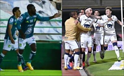 León contra Pumas Gran Final 3