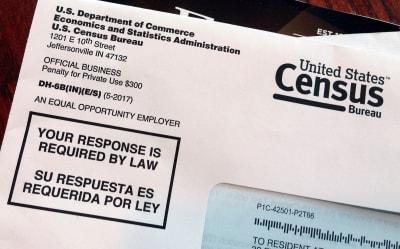 Oficina del Censo estatus legal