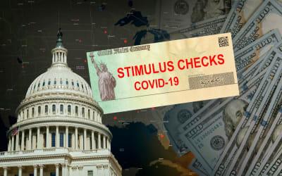 cheque estímulo