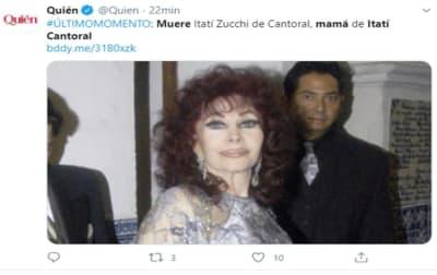 Se cumple maldición y muere el tercer integrante del espectáculo actor Gerardo Mayol