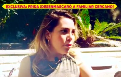 Frida Sofía acusa a Enrique Guzmán (Instagram)