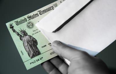 Tercer cheque coronavirus covid Estados Unidos estímulo económico pandemia