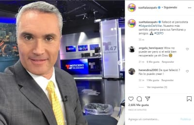 Fallece Edgardo del Villar 1 cáncer