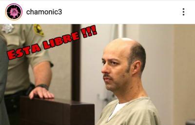 ¿Libre? Aseguran que Esteban Loaiza estaría fuera de a cárcel Exesposo de Jenni Rivera