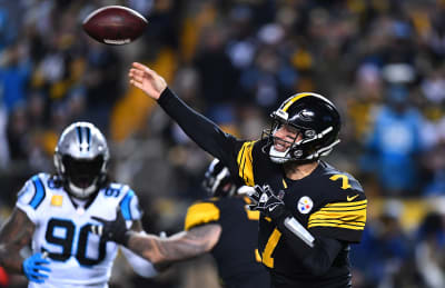 NFL: Ben Roethlisberger guía ataque demoledor y Steelers apalean a Panthers