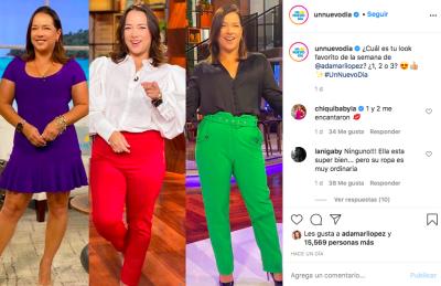 Adamari López delgada (Instagram)